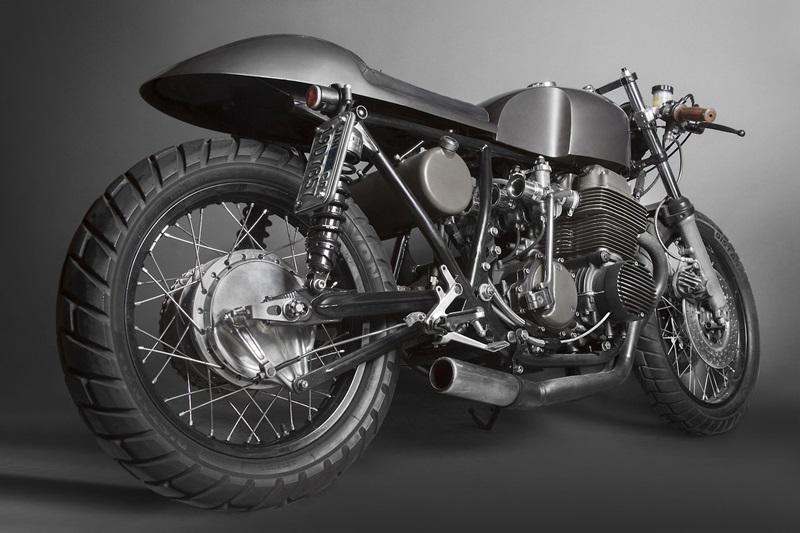 Cafe racer Honda CB750